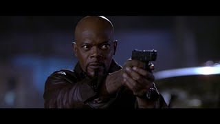 Shaft (2000) - Rasaan's House Shootout / Car Chase / Final Showdown Scene [1080p]