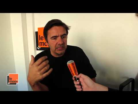 Laurent Garnier en Interview - exclu Web