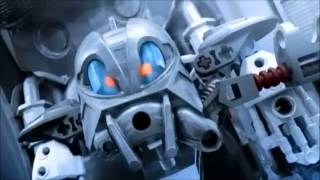 Bionicle VS Hero Factory trailer 1