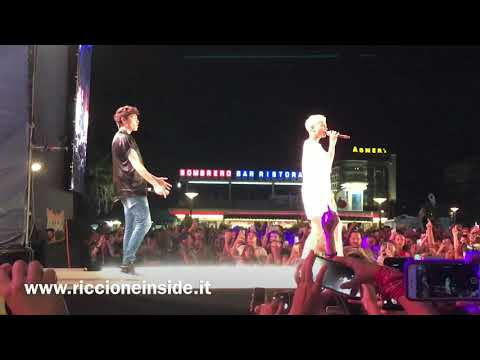 Elodie & Michele Bravi Live Nero Bali