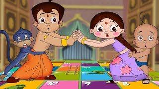 Chhota Bheem - Magical Snake and Ladder Game