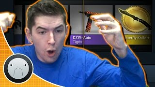 100 CASES and A DREAM (CASE OPENING #30) Counter - Strike : Global Offensive