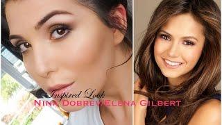 Nina Dobrev/Elena Gilbert Inspired Look