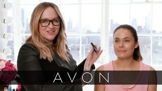 How To Get Glowy, Dewy Skin with Kelsey Deenihan | Avon