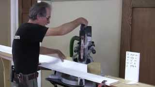 Installing Crown Molding: Cutting Crown