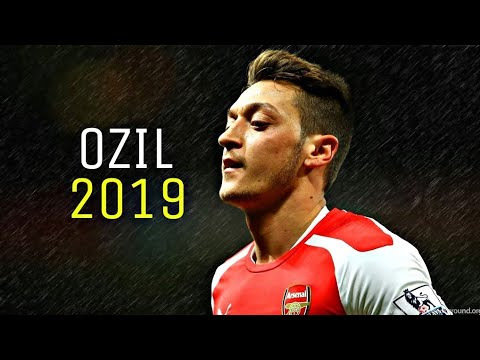 Mesut Zil Perfect Midfielder Pure Skills Goals 201819