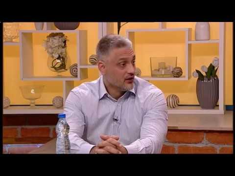 Ceda Jovanovic: Seselju je mesto u zatvoru kod Legije - Dobro jutro Srbijo - (TV Happy 26.06.2018)