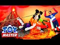 Игры для мальчиков – Той Мастер и супергерои на Острове Джокера! – Онлайн видео шоу.