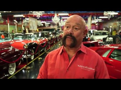 Volo Auto Museum On Velocity's South Beach Classics TV Show