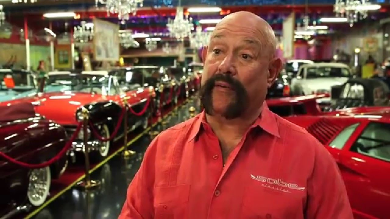 Volo Auto Museum On Velocity's South Beach Classics TV Show - YouTube