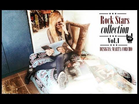 Rockstars Collection vol.1 - MARTA CORCHO