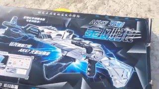 [CFVN] AK47 VIP Tranformer Vũ khí tối thượng ngoài đời thật (Real life)