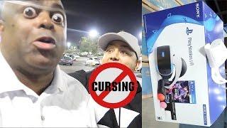 DASHIE, STOP CURSING! [Playstation VR Bundle Unboxing]