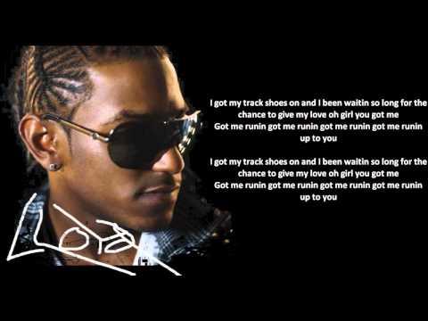 Lloyd - Track Shoes (ft. E-40) - Lyrics *HD*