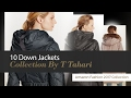 10 Down Jackets Collection By T Tahari Amazon Fashion 2017 Collection