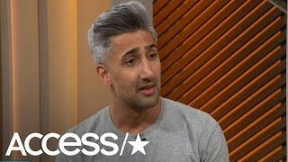 'Queer Eye' Star Tan France Gets Super Real About The Obstacles He Overcame As A Kid | Access
