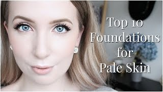 One of Arna Alayne's most viewed videos: Best Foundations for Pale Skin