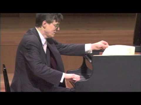Peter Serkin plays Takemitsu's