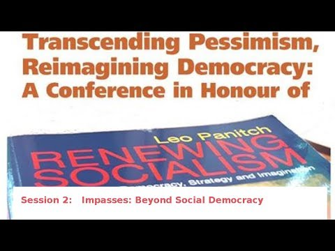 Impasses: Beyond Social Democracy [1/3]