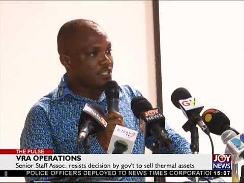 VRA Operations - The Pulse on JoyNews (19-9-17)