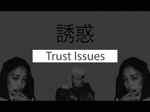 XXXTENTACION Ft Bryson Tiller Type Beat- Trust Issues