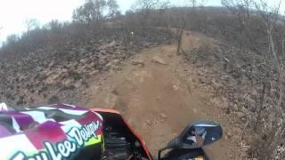 Go pro Test run : KTM 690 Enduro Adventure : Wild West Johannesburg South Africa