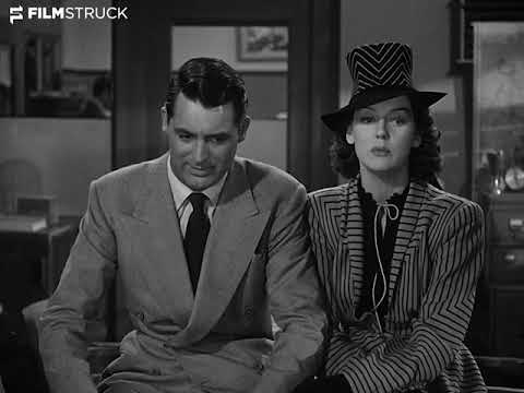 HIS GIRL FRIDAY, Howard Hawks, 1940  An Engagement Ring