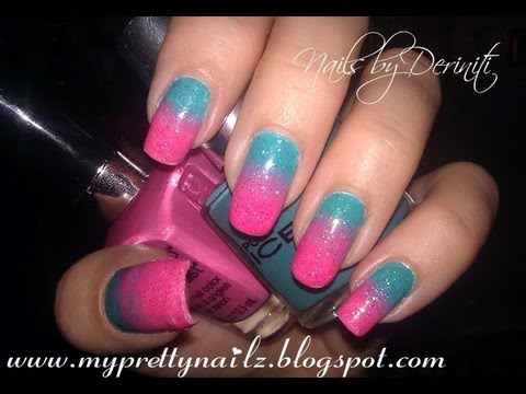 Easy ombre gradient sponge technique nail art tutorial youtube easy ombre gradient sponge technique nail art tutorial prinsesfo Image collections