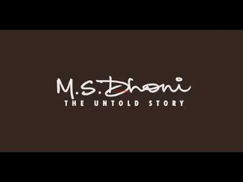 Ms dhoni biopic  movie untold story