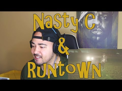 Nasty C & Runtown - Said Reaction
