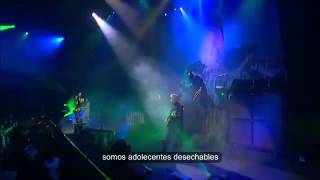 Marilyn Manson  - Disposable Teens (subtitulado al español)