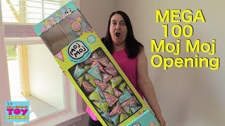 Baixar Mega 100 Moj Moj Giant Squishy Squishies Opening Toy Review | PSToyReviews