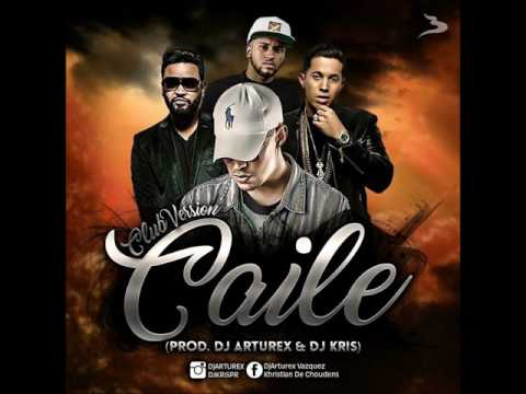 Caile Club Version (Prod. DJ Arturex & DJ Kris) Los X-men Djs