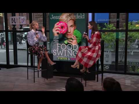 "Jessica Seinfeld Discusses Her New Book ""Food Swings"""