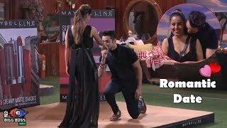 Bigg Boss 12 : Srishty Going to A Romatic Date With Rohit Suchanti | सृष्टी का रोहित के साथ रोमांस
