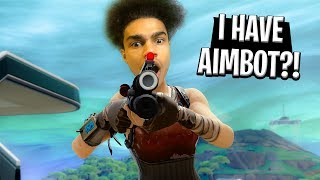 Do I have the Best Aim on Console?!