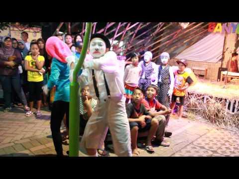 """Parade Pantomim Anak """"Celanaku Sayang Celanaku Malang"""" - Banyuwangi Art Week 2017"""