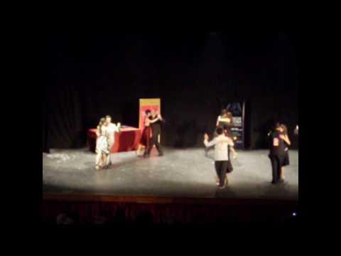 Sub Sede Córdoba Campeonato Mundial de Tango 2010