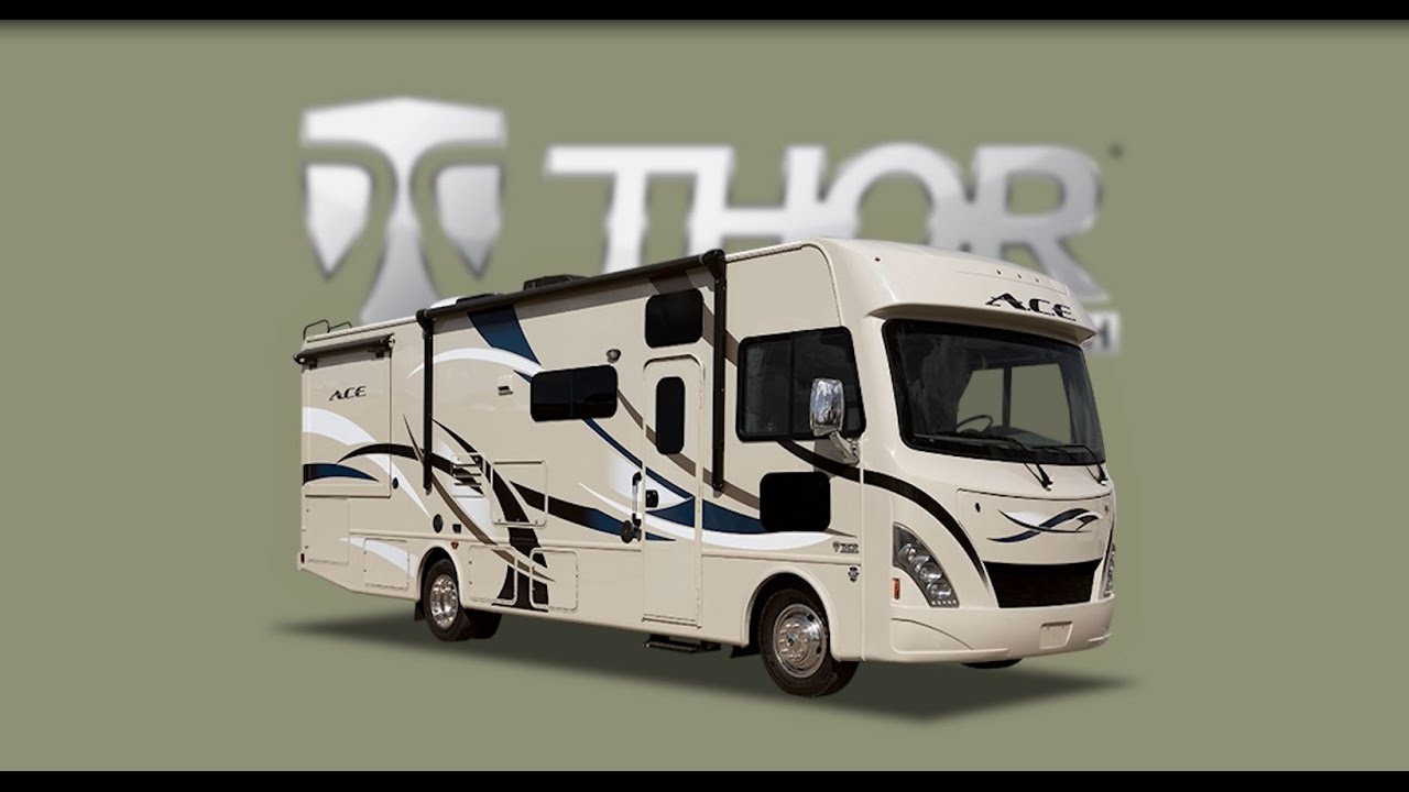 Ace 30 1 by thor jules rv consumer review funnydog tv for Thor motor coach ace reviews