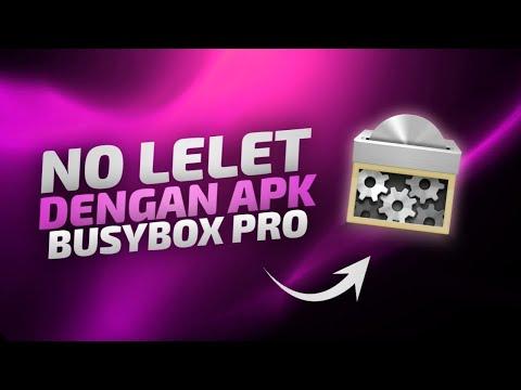 Cara Mempercepat Koneksi Internet Dengan Aplikasi BusyBox Pro