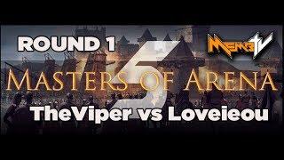 [Aoe2] MOA5 TheViper vs loiveyoaeu Round 1