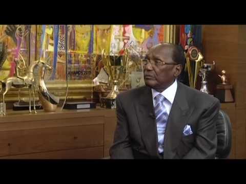 Kenyan businessman Chris Kirubi optimistic about economy