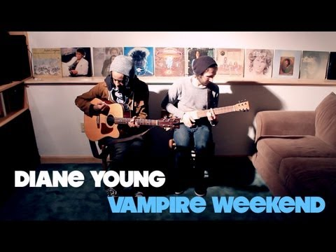 Vampire Weekend - Diane Young (Cover)