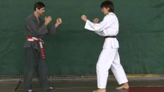 Обучение системе рукопашному бою Фильм 3 ч57