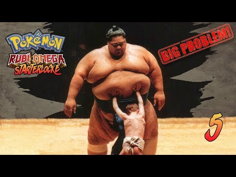 Pokémon RO StarterLocke Ep.5 - TENEMOS UN PROBLEMA MUY GORDO