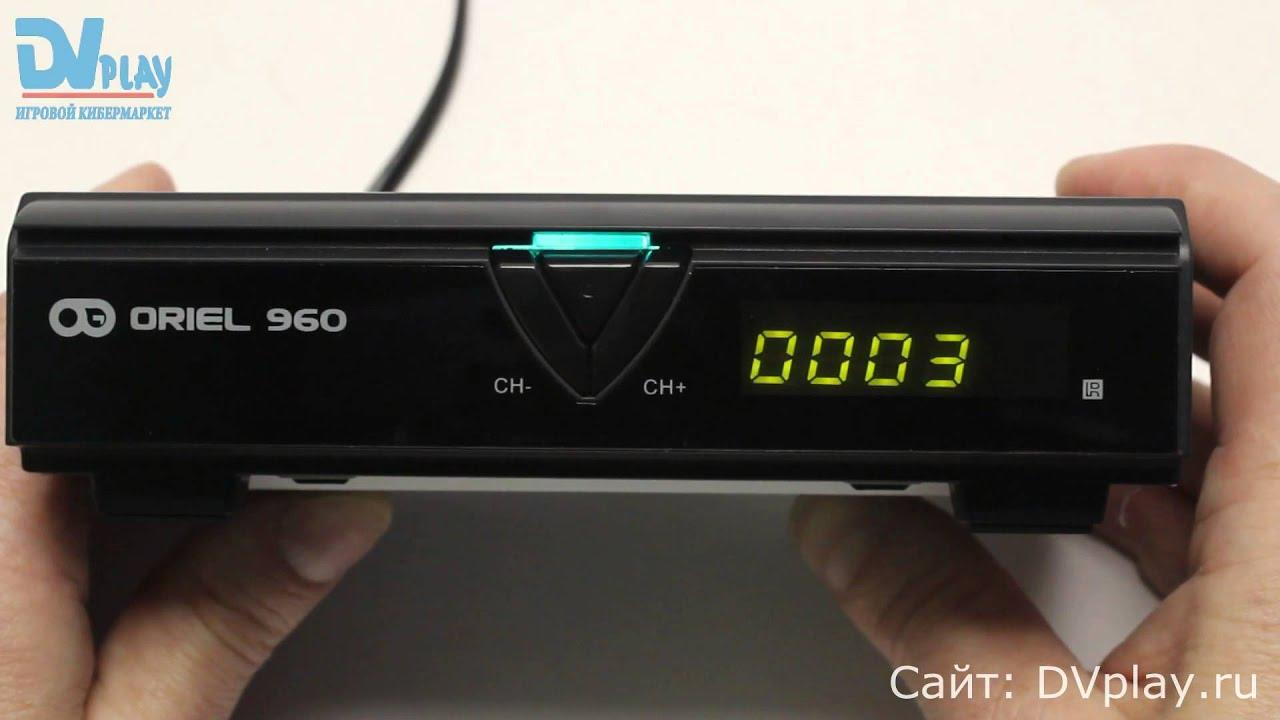 Как самому подключить цифровой эфирный ресивер TV DVB T2 к .