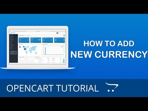 Currency - OpenCart Documentation
