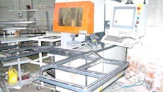 MURAT CN 770 Автоматический станок для зачистки углов c ЧПУ