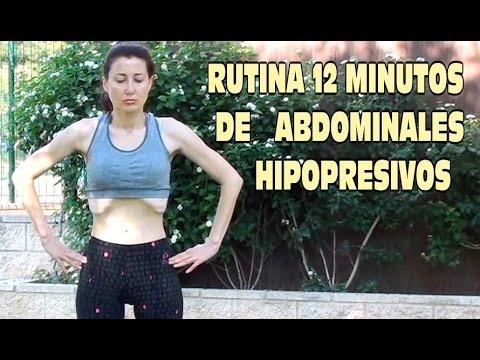 cuantos abdominales hipopresivos hacer al dia