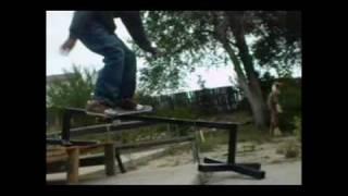 Skateboarding Montage (2010.07.04)
